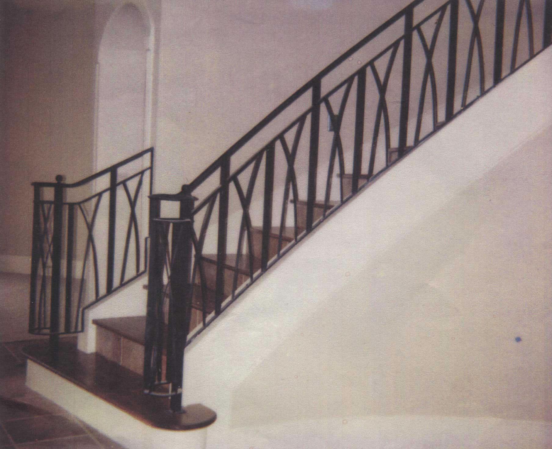 stair railings stair